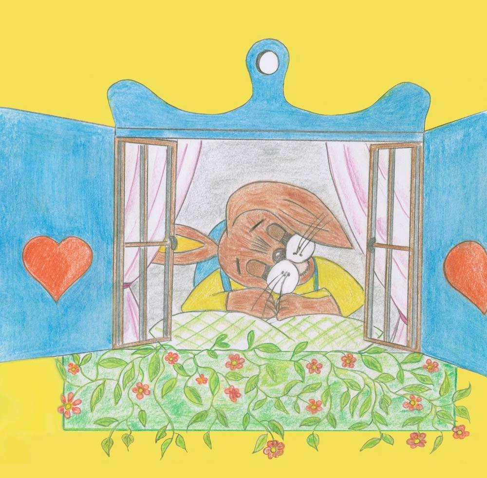 Coverbild Das Kleine Häschen Süßmäulchen