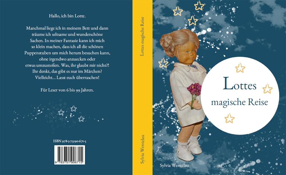 Das Buchcover meines 3. Kinderbuches.