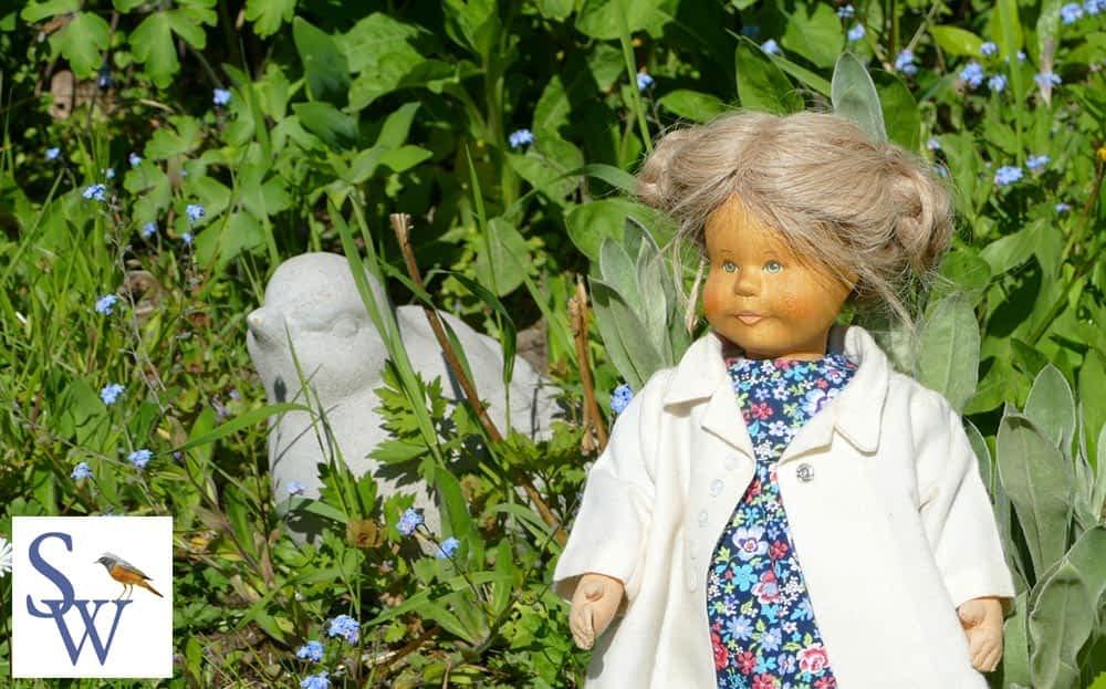 Lotte, eine Krahmer-Puppe