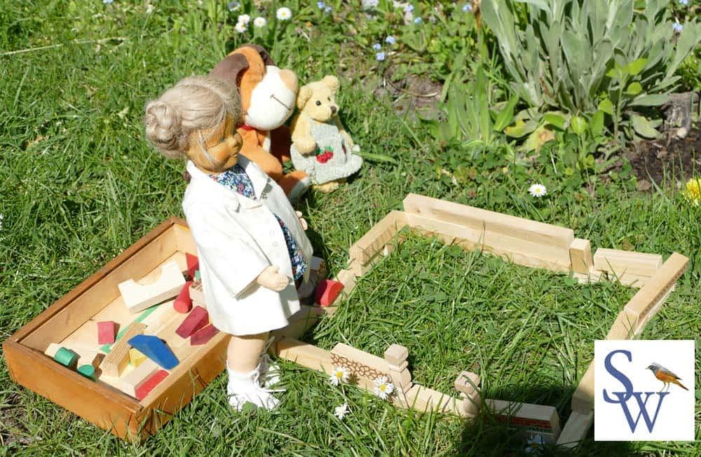 Lottes Villa - Lotte führt durch mein Kinderbuch - Lottes magische Reise