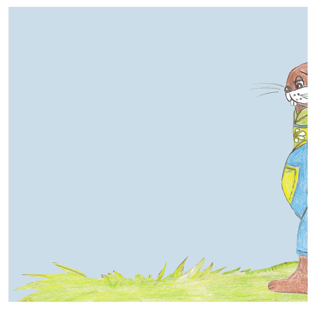 Kinderbuch von Sylvia Wentzlau - Das kleine Häschen Süßmäulchen