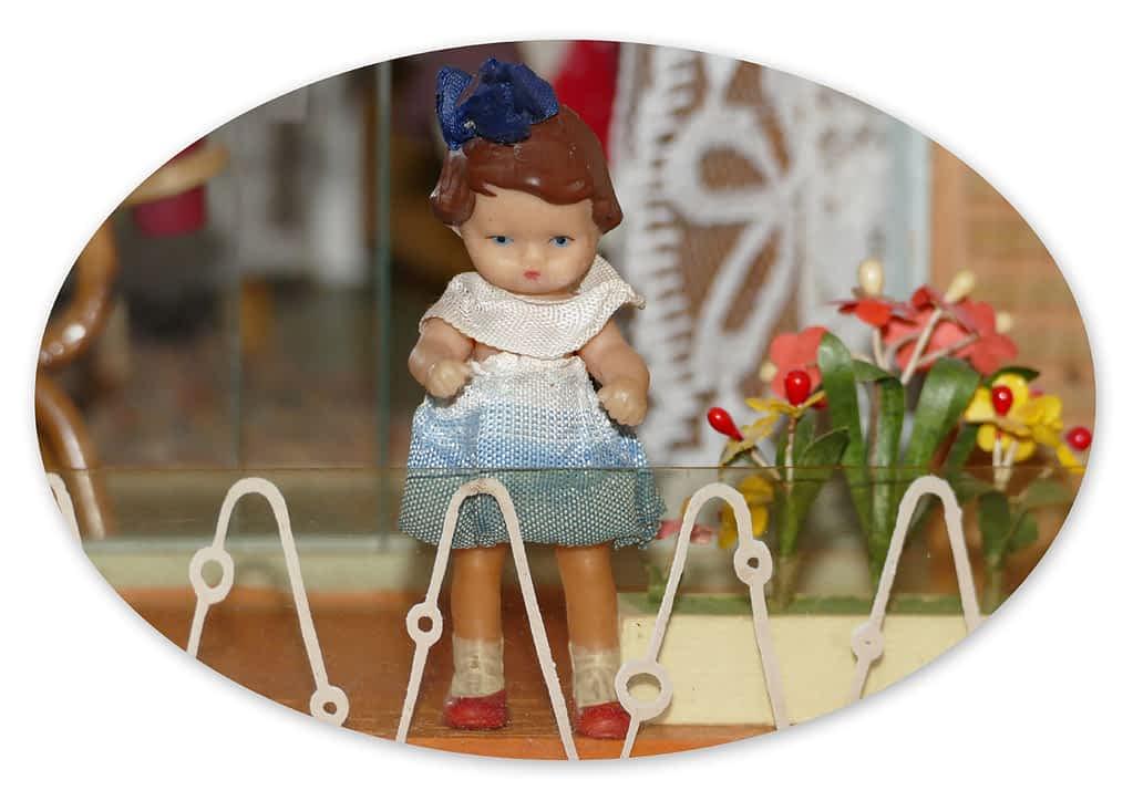 Bild aus meinem Kinderbuch Die kleine Biene Summmalrum - von Sylvia Wentzlau