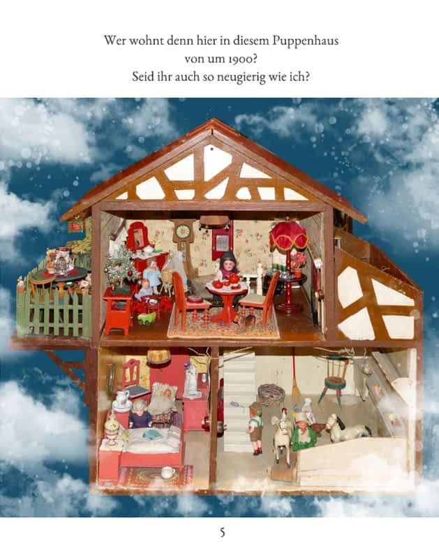 Lottes magische Reise - Kinderbuch von Sylvia Wentzlau - Seite 5