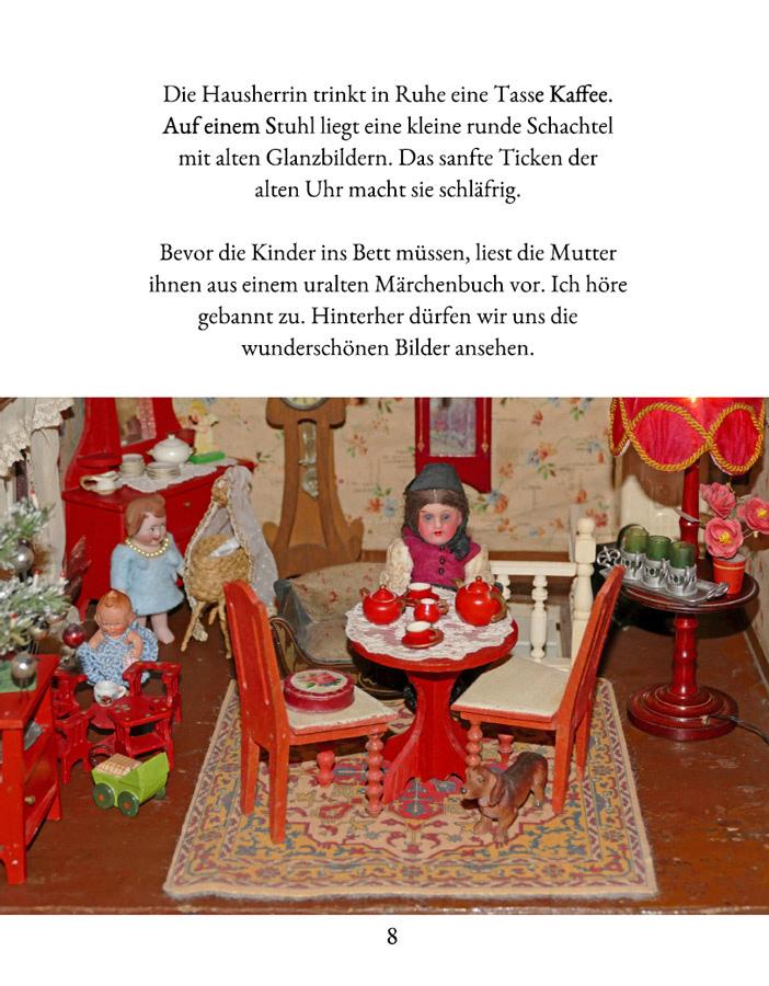 Lottes magische Reise - Kinderbuch von Sylvia Wentzlau - Seite 8