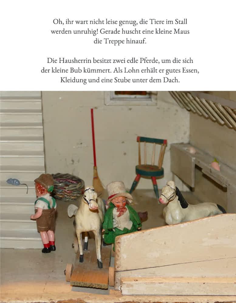Lottes magische Reise - Kinderbuch von Sylvia Wentzlau - Seite 6