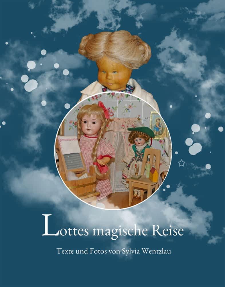 Lottes magische Reise - Kinderbuch von Sylvia Wentzlau - Seite 3
