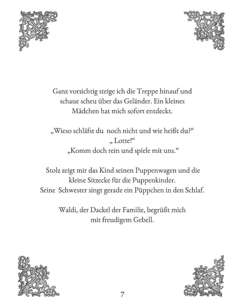 Lottes magische Reise - Kinderbuch von Sylvia Wentzlau - Seite 7