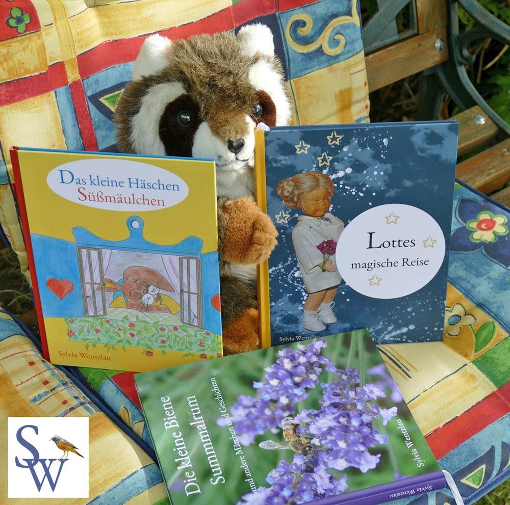 Kinderbuchveröffentlichungenvon  Sylvia Wentzlau