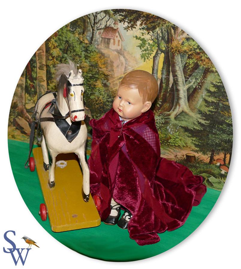 Foto aus dem Kinderbuch von Sylvia Wentzlau - Die kleine Biene Summmalrum