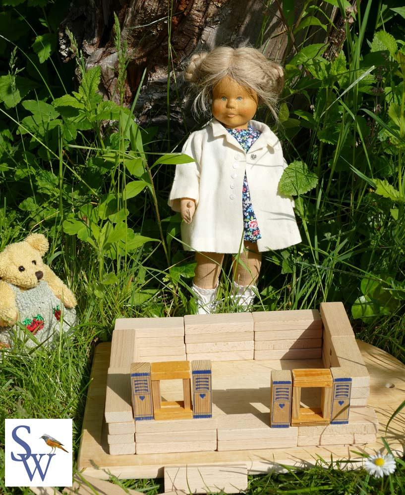 Da staunste Lenie! Lotte führt durch mein Kinderbuch Lottes magische Reise