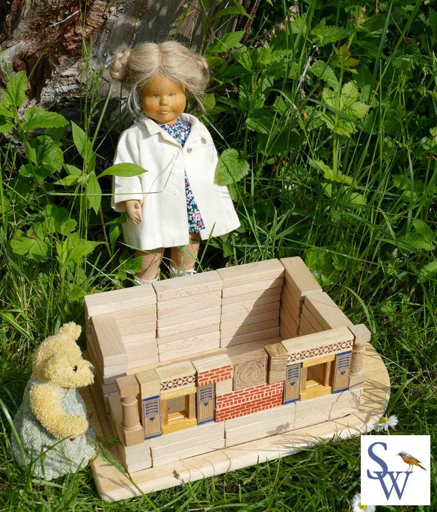 Eine echte Pracht-Villa. Lotte führt durch mein Kinderbuch Lottes magische Reise