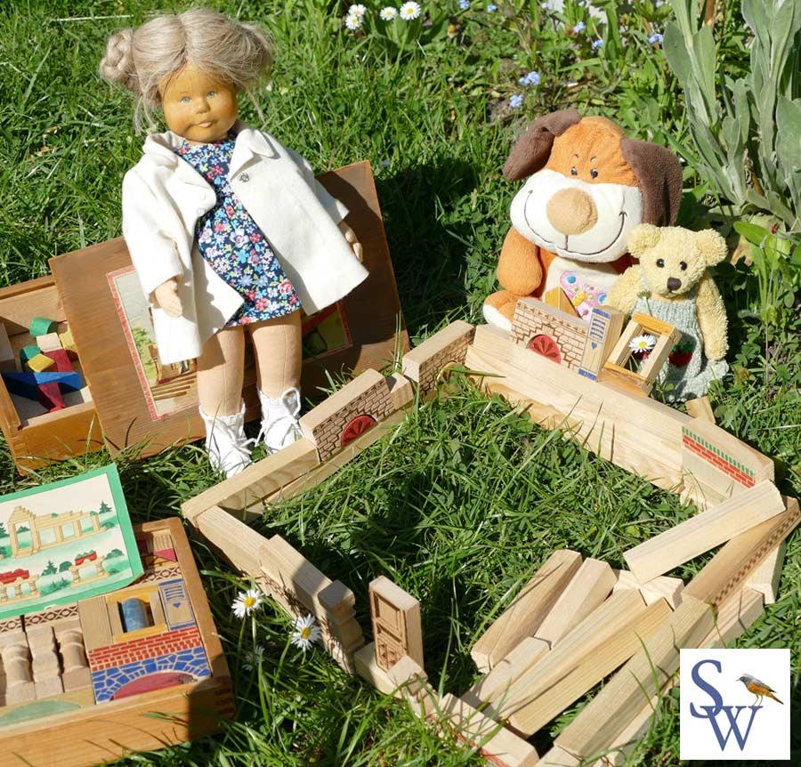 Der Wind ist schuld! Lotte führt durch mein Kinderbuch - Lottes magische Reise
